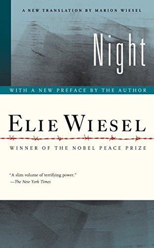 Night (Night Trilogy) by [Elie Wiesel, Marion Wiesel]