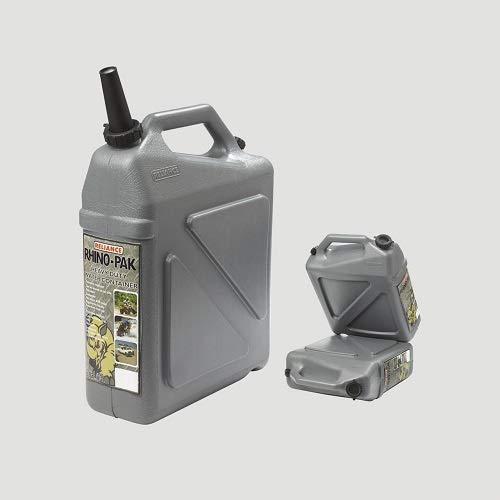 Reliance Rhino-Pak Heavy Duty Water Container (Grey, Medium)