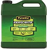 Pyranha 001ZEROG 068263 Zero-Bite Natural Insect Repellent, 1 Gallon; Safe To Use On Horse and Pets; Safe, Non-Toxic Alternative To Traditional Fly Sprays and Wipe; Made with Natural Ingredients, Green