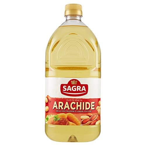 Sagra Olio di Semi di Arachide, 2L