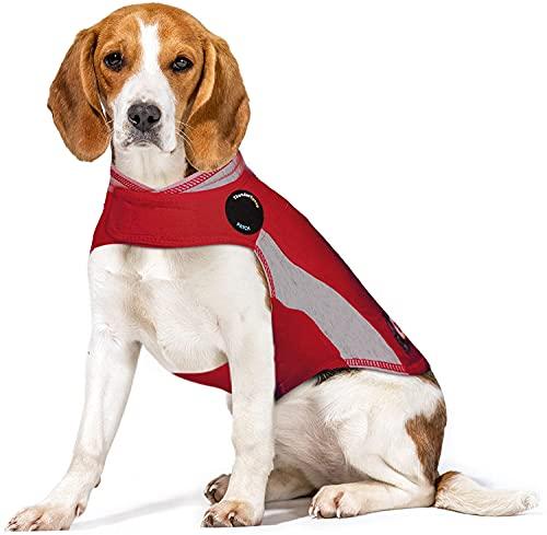 ThunderShirt Classic Dog Anxiety Jacket, Kelly...