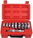 Herramientas de rodamientos, rodamientos para buje de Rueda Herramientas Extractor Extractor Montaje con maletín de Transport para el Montaje y la Extracción de Rodamientos
