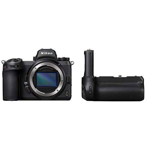 【縦位置グリップセット】Nikon ミラーレスカメラ 一眼 Z6II ボディ + Nikon マルチパワーバッテリーパック MB-N11