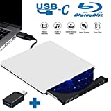 Lecteur CD DVD Externe Blu Ray 3D USB 3.0, Graveur CD DVD Externe Blu-Ray...