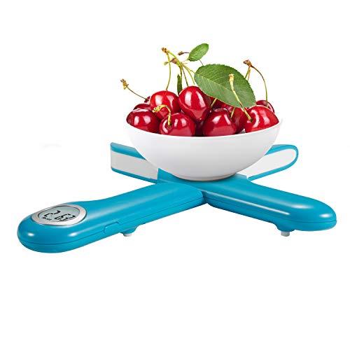 CAMRY Balance Digitale de Cuisine Numérique Pliant,Balance Electronique,...