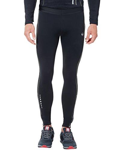 Ultrasport Pantaloni da corsa da uomo, lunghi, perfetti per correre, andare in biciletta, fare...