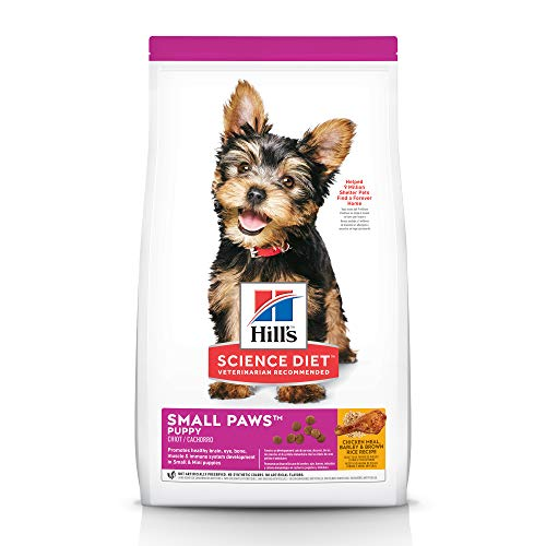 Hill's Science Diet Dry Dog Food, Puppy, Small...
