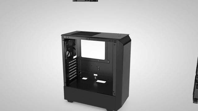 Phanteks-Eclipse-PH-EC300PTGBK-Steel-ATX-Mid-Tower-Tempered-Glass-Case-Black