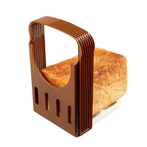 OFKPO Affettatrice per Pane Toast Fetta Pane Fetta per Cucina