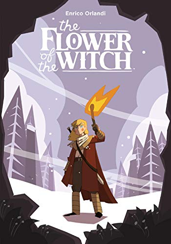 The Flower of the Witch by [Enrico Orlandi, Jamie Richards]
