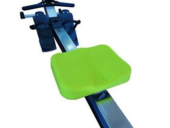 Vapor Fitness Housse de siège en silicone conçue pour aller sur le siège du rameur Concept 2