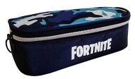Estuche rectangular de camuflaje Fortnite con juego de escritura azul 64999