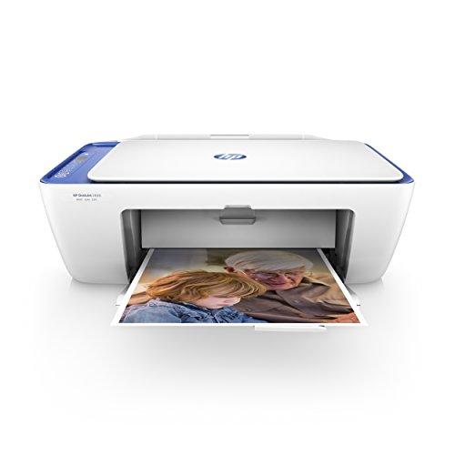 HP V1N03B Deskjet 2630 Stampante Multifunzione a Getto di Inchiostro, Stampa, Scannerizza,...