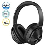 Mpow H12 Casque Bluetooth à Réduction de Bruit, Casque Bluetooth 5.0 Hybride...