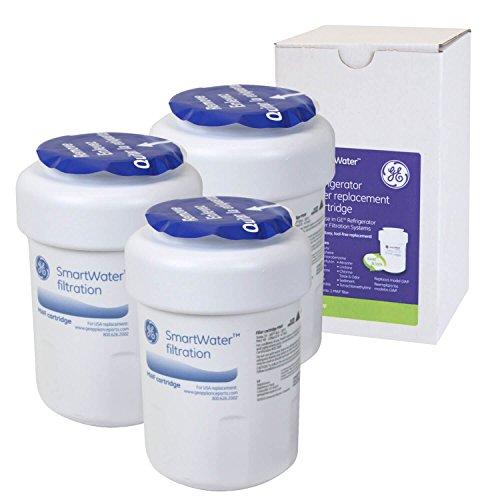 GE MWF SmartWater - Filtro acqua interno per frigorifero General Electric | Paco da 3