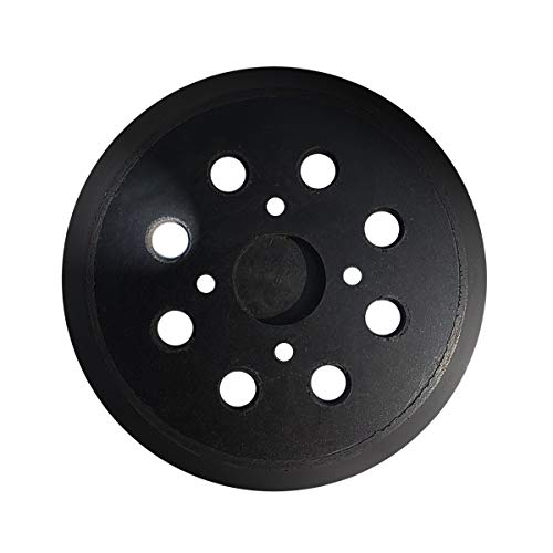 5-Inch Hook and Loop Sander Backing Pad Replacement Pad for Ryobi RS290, RS280, P411, Milwaukee 6021-21 & 6034-21, Craftsman 315.112170,315.116940