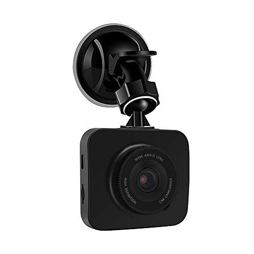 Procus Iris Car Dash Camera, FHD 1080P, 2' LCD Screen Video Recorder, 120° Wide Angle Lens, G-Sensor, Motion Detector, Loop Recorder, Upto 32GB