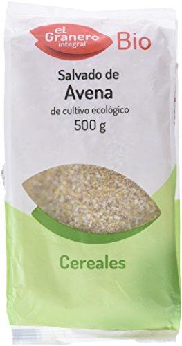 El Granero Integral - Salvado Avena Bio, 500 g
