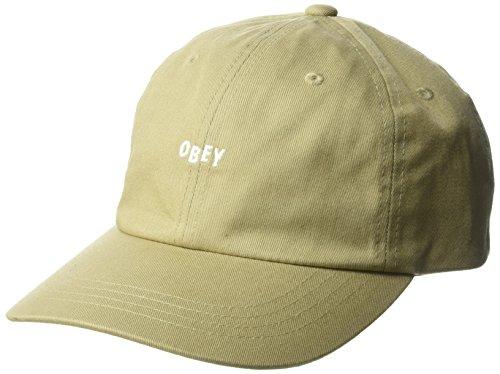 OBEY 22118A024 Cappelli Unisex Beige TU