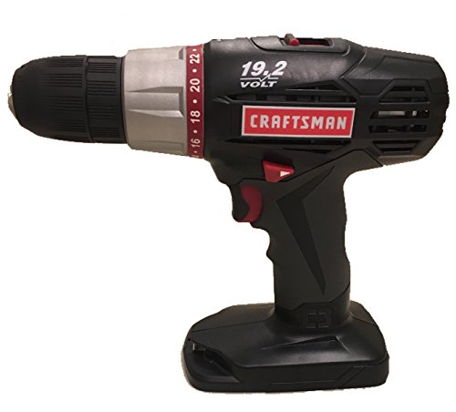 Craftsman C3 19.2 Volt 1/2 Inch Drill Driver DD2010 (Bare Tool, No Battery or Charger) Bulk Packaged