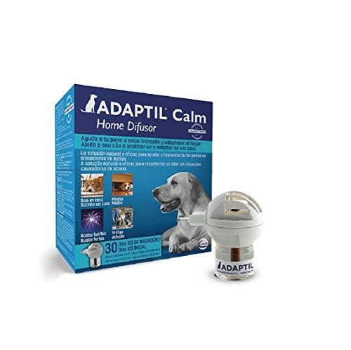 ADAPTIL Calm - Antiestrés para perros - Solo en casa, Miedos, Ruidos...