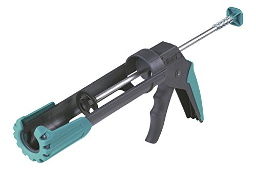 wolfcraft 1 MG 200 ERGO mechanische Kartuschenpresse 4352000   Ergonomische Kartuschenpistole mit gummiertem Handgriff & drehbarer Griffhülse   Für 310 ml Kartuschen geeignet