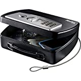 Master Lock P008EML Coffre-Fort Compact et Portable [Combinaison] [Câble de Fixation] - Idéal...