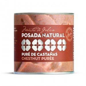 Posada Marrón Glacé - Puré de Castañas, 400 gr