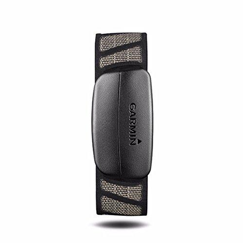 Garmin Premium Herzfrequenz-Brustgurt HRM - hoher Tragekomfort, elastischer & waschbarer Textilgurt