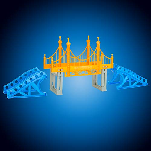 Ontel Magic Tracks Tower Bridge Add-on