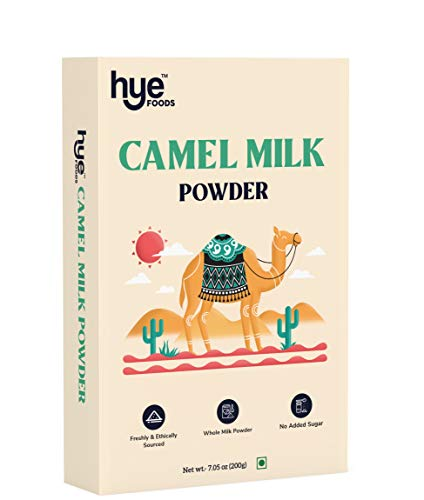 HYE FOODS Camel Milk Powder   200g