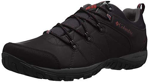 Columbia Peakfreak Venture Zapatos impermeables para hombre , Negro(Black, Gypsy), 42.5 EU