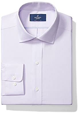 Made in Indonesia Long-sleeve pinpoint oxford dress shirt featuring spread collar, offered with or without pocket at chest Luxury Supima cotton with a lightweight finish; straight back yoke with center box pleat Satisfaction Guarantee: If you are not...