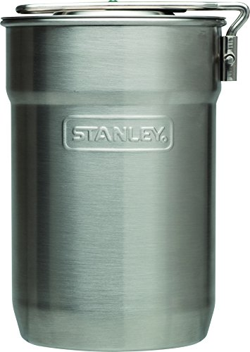 Stanley Adventure Camp Cook Set - 24oz Stainless Steel w/nesting Cups