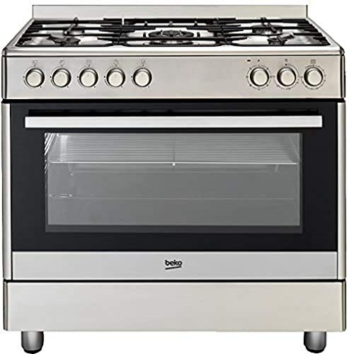 Beko GM 15020 DX Gas Electric Cooker Catalytic B/SIDE...