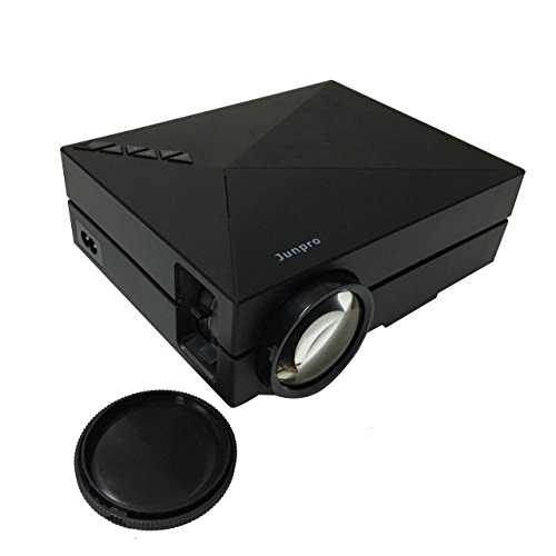 S1 LED LCD Mini Video Projector Review -  Great for a Night Out to Watch Movies