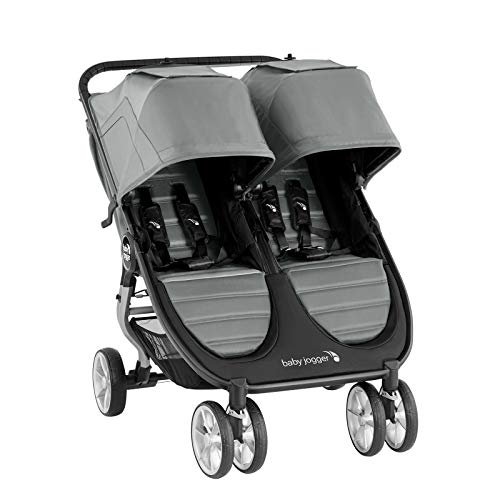Baby Jogger Passeggino City Mini2 Double - Slate - 14.4 kg