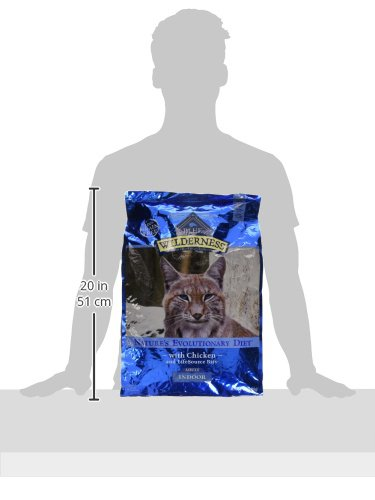 Product Image 7: Blue Buffalo Wilderness High Protein, Natural Adult Indoor Dry Cat Food, Chicken 11-Lb