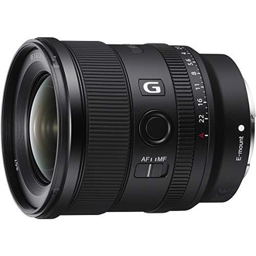 ソニー SONY 単焦点レンズ FE 20mm F1.8 G Eマウント35mmフルサイズ対応 SEL20F18G