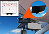 Noa Store Permanent Windshield Mount Compatible with Cobra Radar Detector Good for Most 9-17 Model