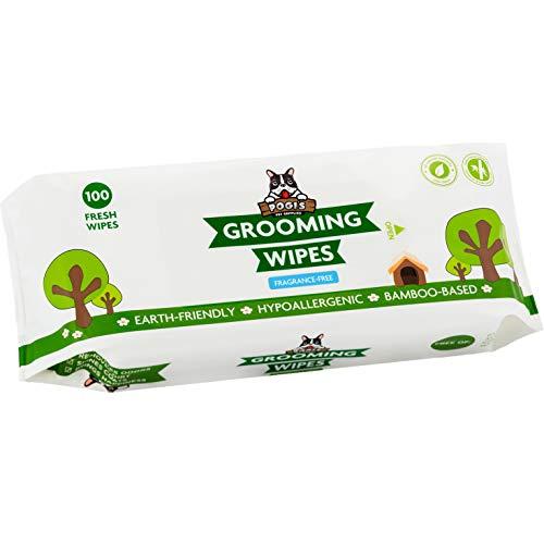 Pogi's Grooming Wipes - 100 Hypoallergenic Pet...