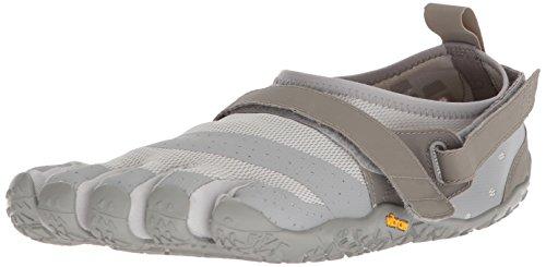 Vibram FiveFingers Men's V-Aqua Water Shoes, Grey, 11/11.5 UK