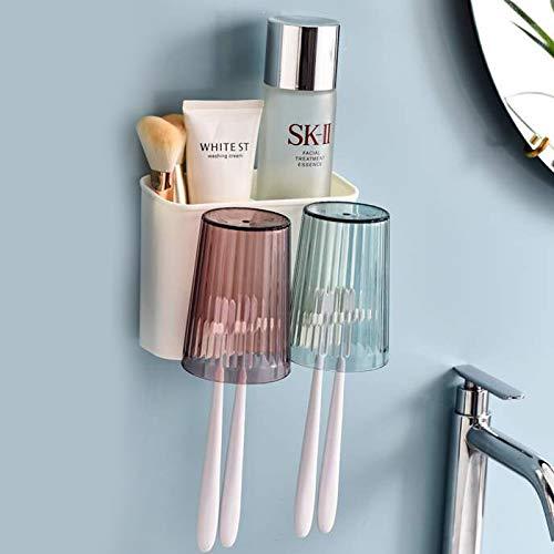 ecoco Toothbrush Holder for Bathroom rv Camper Organization Wall...
