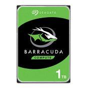 Seagate BarraCuda 1TB Internal Hard Drive HDD – 3.5 Inch SATA 6 Gb/s 7200 RPM 64MB Cache for Computer Desktop PC (ST1000DM010)