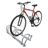 VOUNOT Râtelier vélo 3 vélos Range vélo Système range vélo Rangement...
