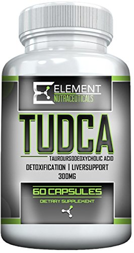 TUDCA (300mg x 60ct) by Element Nutraceuticals