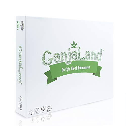 GanjaLand - an Epic Weed Adventure!