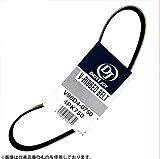 ハリアー ドライブジョイ ファンベルト 1本(単品) ZSU65W 3ZR-FAE 13.12 - V98DD1212 DRIVEJOY