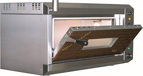 Brotbackofen NBO2 Elektro-Steinbackofen Wärmespeicher-Backofen