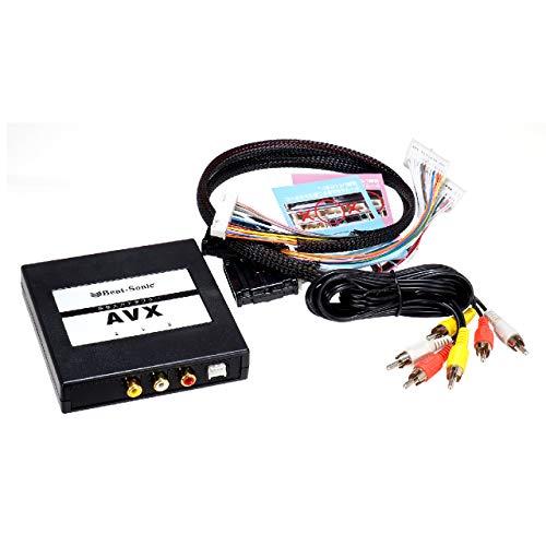 ビートソニック ディスプレイオーディオ用 外部入力アダプター AVX02 トヨタ アルファード/ヴェルファイア/...